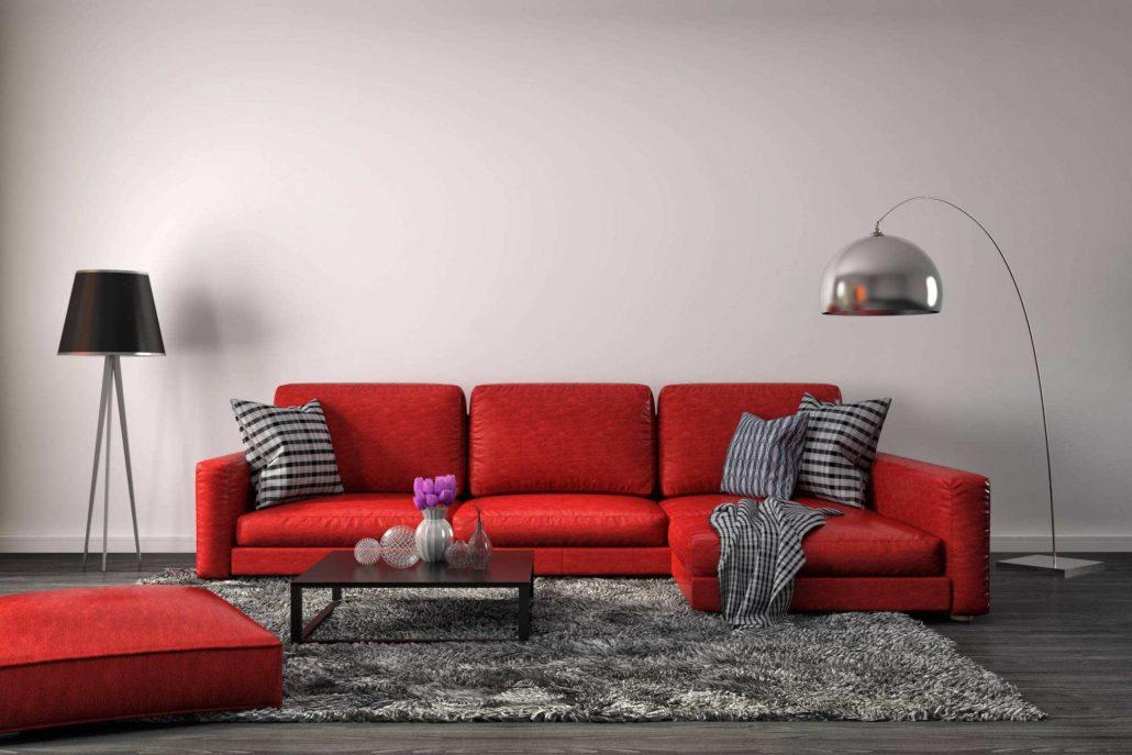 ιδέες για χρώματα καναπέδων